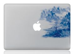 Macbook decal sticker skin cover for Macbook Pro and Macbook Air - Decal Design