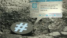 Lol. Tweeting potholes to annoy city government