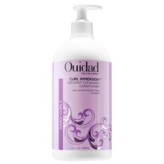 Ouidad - Curl Immersion™ Coconut Cleansing Conditioner #sephora