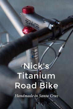 One fly ti road bike.