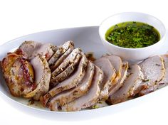 Get this all-star, easy-to-follow Herb-Roasted Pork Loin with Gremolata recipe from Giada De Laurentiis