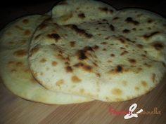 Piadina con lievito madre non rinfrescato | Paprica e Cannella