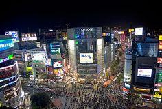 Shibuya, Tokyo: Shibuya Crossing