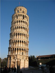 ~Leaning Tower of Pisa~