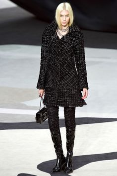 Chanel Paris Fall 2013 Ready-To-Wear Collection, Look 18