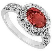 Happy Saint Joseph's Day!! Here is our red for the day! #Diamonds #FMJ #RubyRings