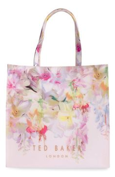 e5125fdbf9 Ted Baker London Ted Baker London 'Large Icon - Hanging Garden' Floral Tote  available at #Nordstrom