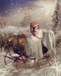 Cindy Grundsten  Christmas time by =Dezzan on deviantART