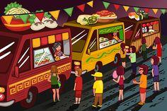 Previsão: A nova onda das franquias será…FOOD TRUCK!