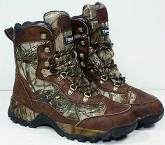 Men's Game Winner Waterproof All Terrain Camo Hunting Boots Men Boots, Combat Boots, Hunting Boots, Camo, Store, Check, Christmas, How To Wear, Gifts