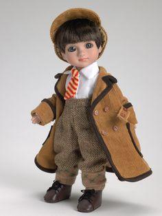 Off to School Michael - Mary Engelbreit's Ann Estelle - Tonner Doll Company