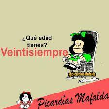 Resultado De Imagen Para Mafalda Frases Cumpleaños Mafalda