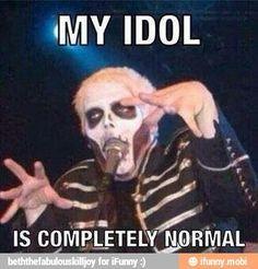 My idol