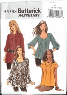 sewing pattern plus size - Google Search