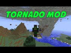 Minecraft Mod Spotlight: Tornado Mod