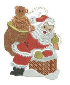 Believe in Santa Christmas Embroidery, Machine Embroidery, Pixie, Embroidery Designs, Believe, Santa, Teddy Bear, Clip Art, Quilts