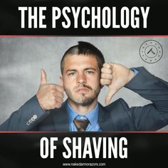 Shaving has a lot of benefits and making us look good is one of them. We just feel much better about ourselves when we've shaved. We're able to smile knowing that we're trying to look the best you can.   Our brain also associates a better appearance with success. How we perceive ourselves also influences our moods. We feel good when we look good.   Want to know more? Visit our website now.  #nakedarmor #wetshave #shaving #straightrazor #mensgrooming #mensgroomingtips #shavingtips #beards… Shaving Tips, Wet Shaving, Straight Razor, Beard Care, Men's Grooming, Beards, Feel Good, Psychology, Brain
