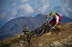 Uphill and downhill - Hauptsache Fullspeed! Enduro-Mountainbiken machts möglich https://www.hotel-talblick.at/mountainbike/enduro-biking-saalbach.html