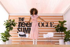 How Do You Go From Teen Glossy to Revolutionary Read? Ask Elaine Welteroth Elaine Welteroth, Women Lawyer, Texturizer On Natural Hair, Different Hair Types, Inspiring Women, Teen Vogue, Good Job, Natural Wonders, Textured Hair