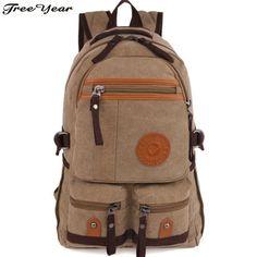 776c18383 2018 Functional Versatile Bags Multifunctional Laptop Bag Men backpack  Canvas Huge Travel School Shoulder Computer Backpacking. Mochila Rucksack Bolsas ...