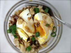 recipe: savory oatmeal with egg recipe [25]