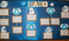 Ideas Para, Classroom, Frame, Abc Kindergarten, Animals, Gardens, Homemade Cards, Handmade Cards, Elementary Art Education