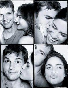 A lot like love. Amanda Peet Ashton kutcher