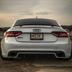 Awesome Audi 2017: Instagram photo by Audi Obsession • Dec 16, 2015 at 9:15pm UTC Cars