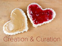Creation & Curation: The Dynamic Duo