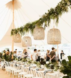 Sperry Pretty floral installation of the many gorgeous styled spaces from the weekend. This was at Styled by The Wedding Shed and florals by beautiflora. Beach Wedding Reception, Wedding Fair, Marquee Wedding, Tent Wedding, Wedding Table, Summer Wedding, Dream Wedding, Wedding Ceremony, Bali Wedding