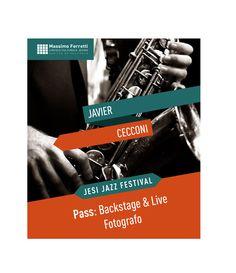 Badge evento Jesi Jazz Festival 2015