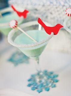 Kid's Mocktail - for Cocktail Parties where Kids are invited, too! #holidayentertaining