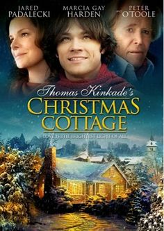 Thomas Kinkade's Christmas Cottage DVD Sale: $5.53! - Sam from supernatural