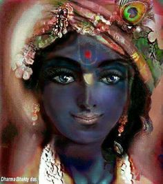 I am in all beings. Krishna