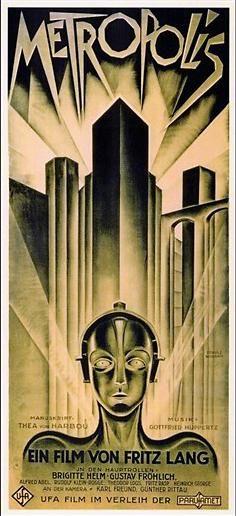 """""""Metropolis"""" - Fritz Lang"""