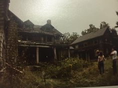 Summerwind Mansion - our own haunted house. Since been ...