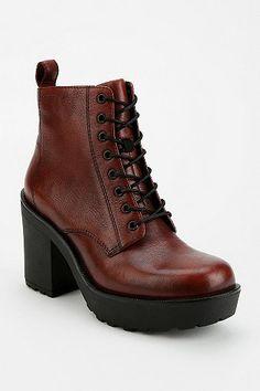 Vagabond Libby Heeled Ankle Boot