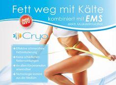 Hier sehen Sie ein Bild zum Gutschein für eine Cryo Anwendung zum halben Preis in Ihrem Smart Sun Sonnenstudios in Hamburg