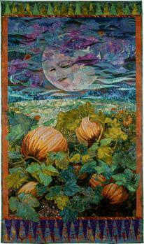 Pumpkin Moon: Sue Carlson