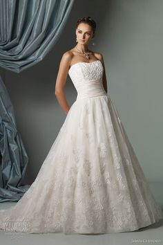 James Clifford Wedding Dresses — Spring 2012 Bridal Collection   Wedding Inspirasi
