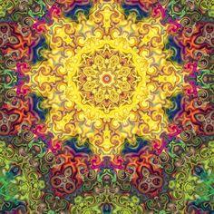 Psychedelic Experience, Psychedelic Art, Mushroom Art, Shamanism, Visionary Art, Mystic, Jay, Mandala, Etsy Seller