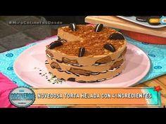 Torta helada de dulce de leche - Recetas – Cocineros Argentinos