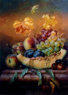 Gabor Toth ~ Toth Gabor~ Hungarian Painter 1950