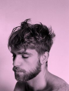 Purple beard