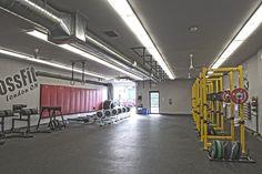 warehouse gym design - Cerca con Google