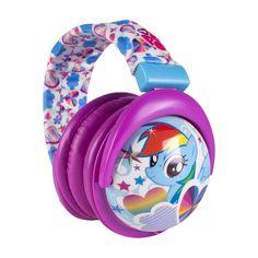 "My Little Pony Foldable Stereo Headphone - Purple - Sakar International - Toys ""R"" Us"