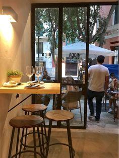 Boca Calle Bar in Palma de Mallorca - eine kleine Oase in der Inselhauptstadt!