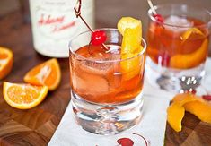 6 Old Hollywood Cocktails for Your Oscars Viewing Party - thegoodstuff