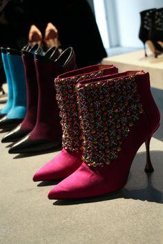 Manolo Blahnik Shoes Fall Winter 2014 #Manolos  http://gtl.clothing/a_search.php#/post/Manolo%20Blahnik/true @gtl_clothing #getthelook