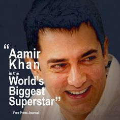Success By 'Secret Superstar' Could Give Aamir Khan The Title Of The World's Biggest Movie Star